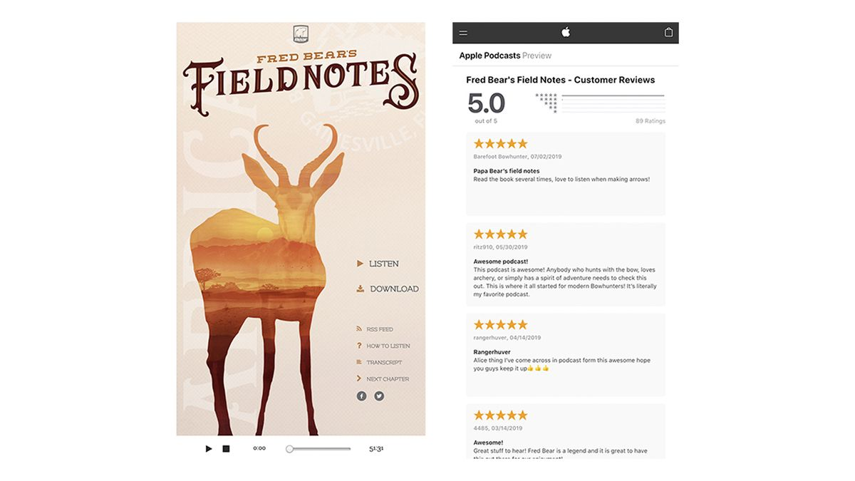 Field Notes Podcast