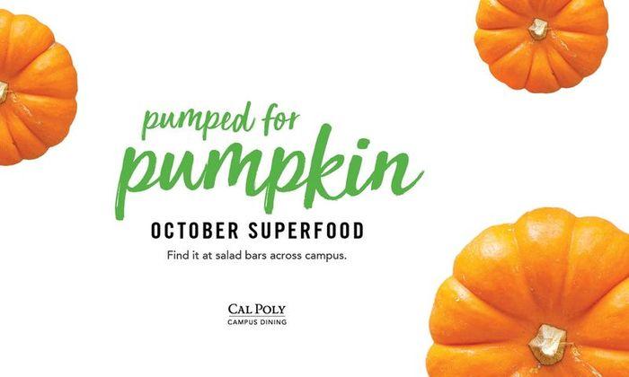 Pumped for Pumpkin 2018