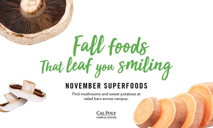 Fall Foods That Leaf You Smiling