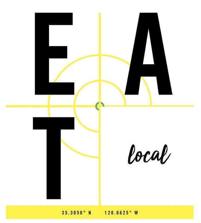 Eat Local Diagram