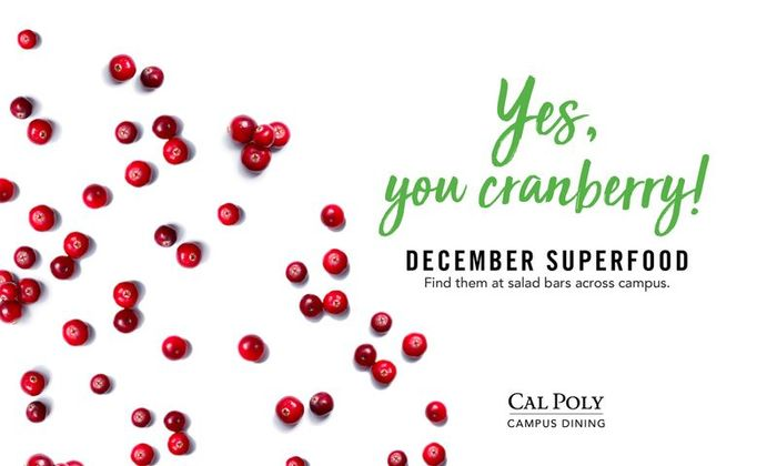 Yes You Cranberry