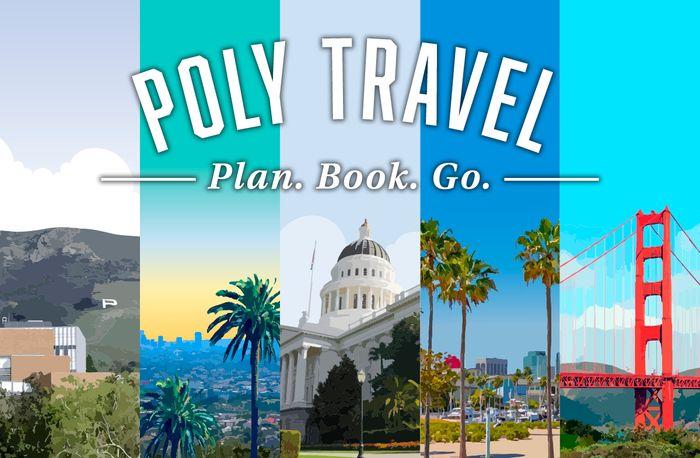 Poly Travel Logo