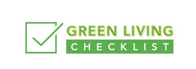 Green Living Checklist