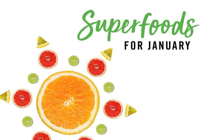 Superfoods for January