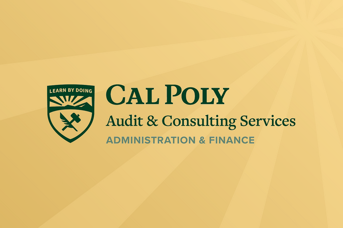 Cal Poly Audit & Consulting Services