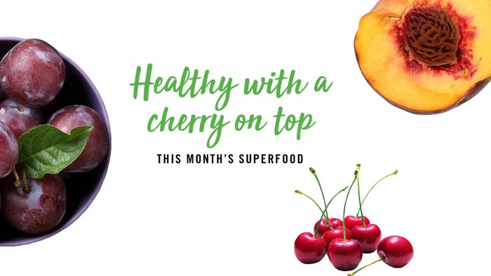 july superfood graphic