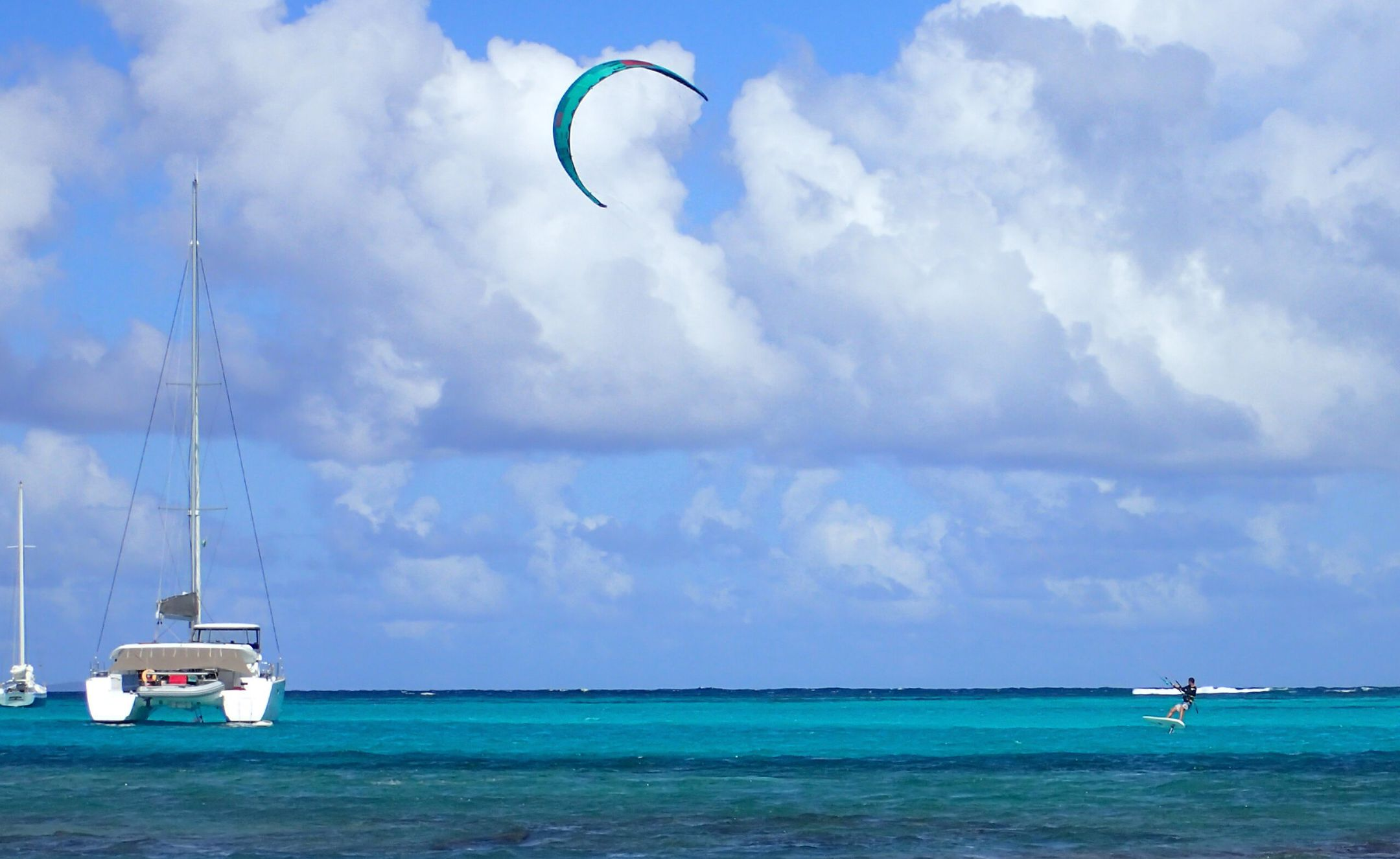 kitesurfing Trinidad and Tobago kitespot Tobago ripatrip travel big