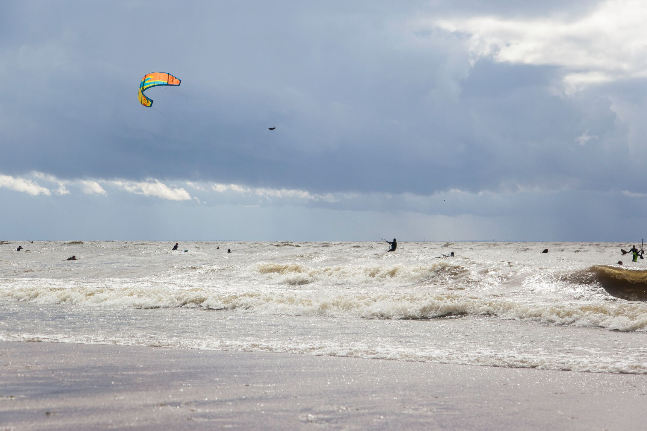 kitesurfing Colombia kitespot Santa Veronica ripatrip travel big
