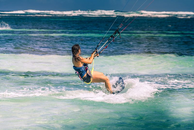 Martinique Kitesurfing