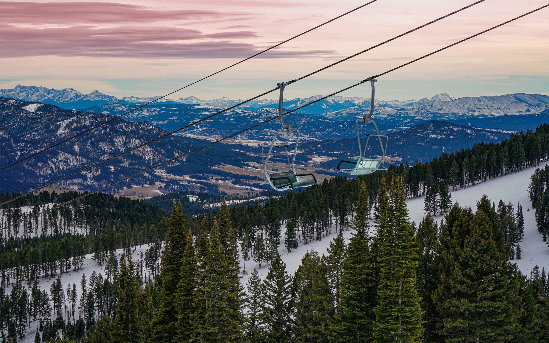 Skiing United States ski resort Bridger Bowl ripatrip travel big