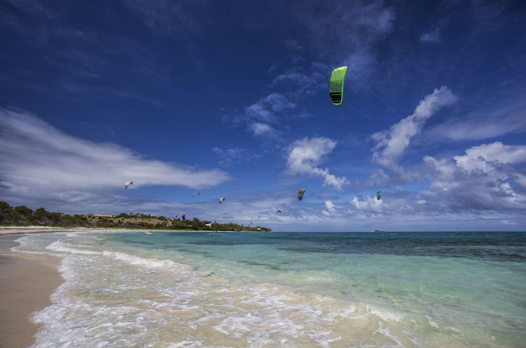 kitesurfing Antigua and Barbuda kitespot Antigua ripatrip travel big
