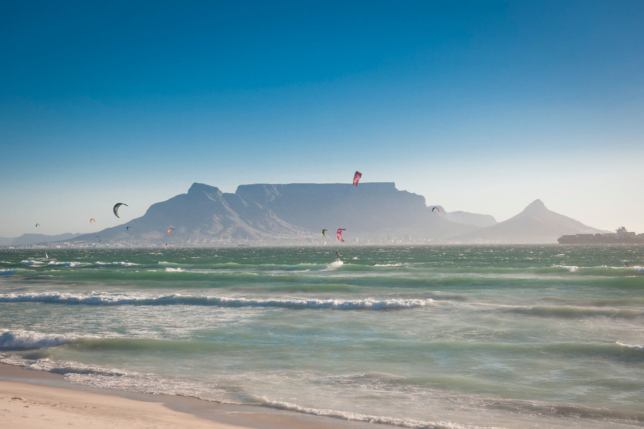 kitesurfing South Africa kitespot Cape Town ripatrip travel big