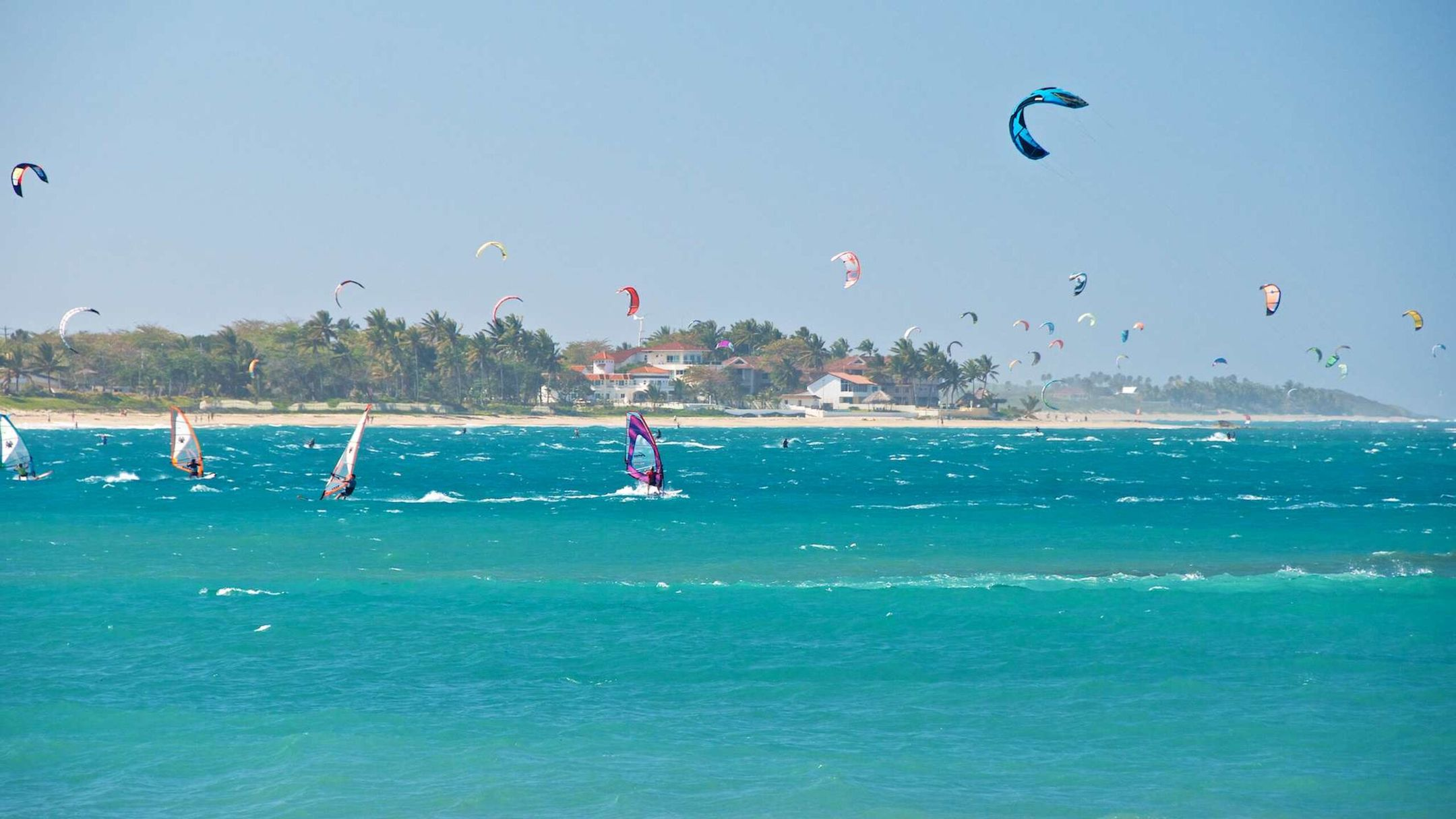 kitesurfing Dominican Republic kitespot Cabarete ripatrip travel big