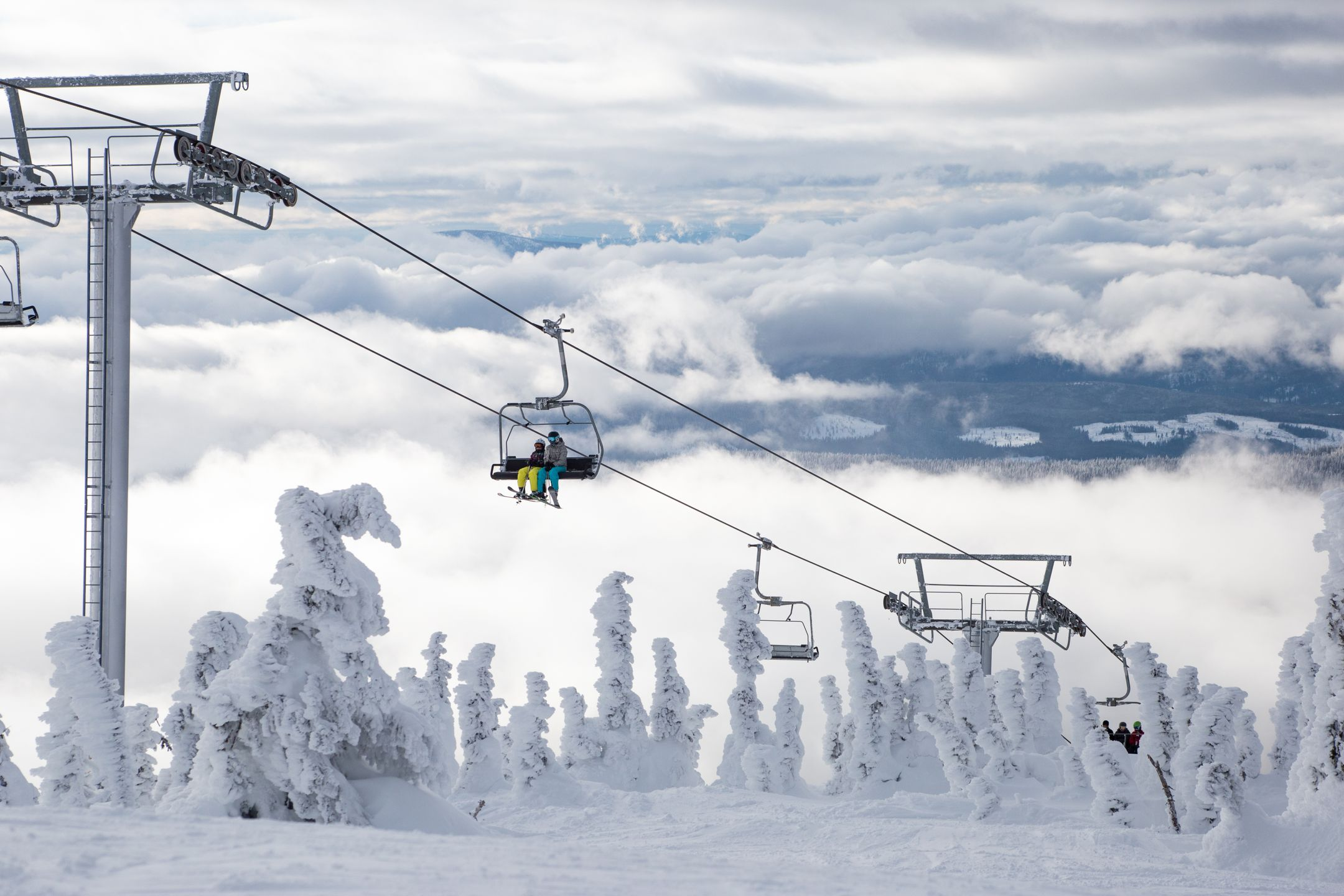 Skiing Canada ski resort Big White ripatrip travel big