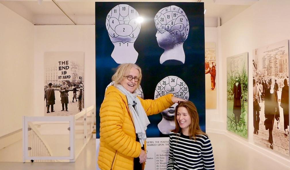 Marianne Heske utfordrer menneskers behov for å passe inn