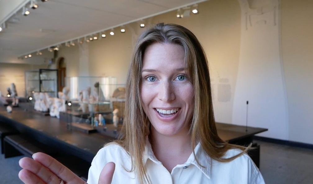 Kom tett på flere tusen år gamle følelser i kunsten hos Kulturhistorisk museum i Oslo