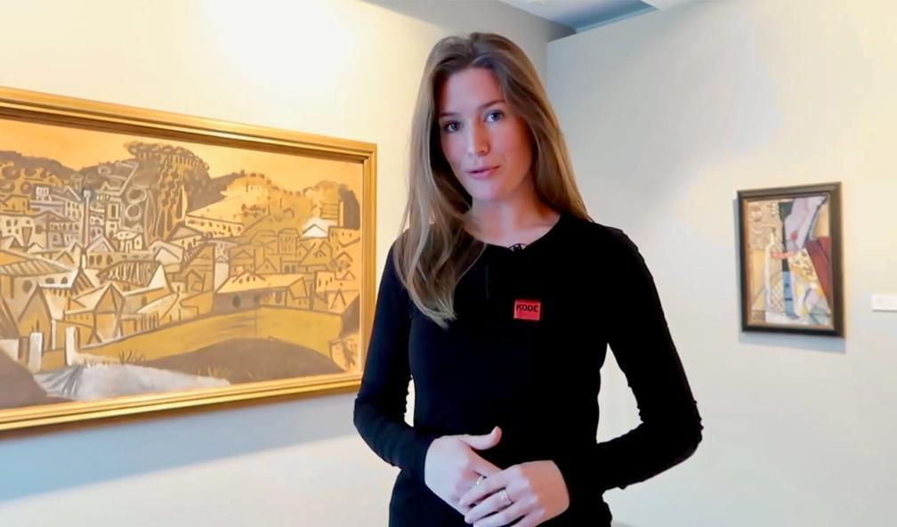 Kunstretningen Kubismen på to minutter