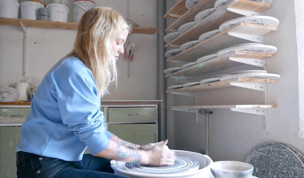 Anette Krogstad laget serviset til Noma, en av verdens beste restauranter
