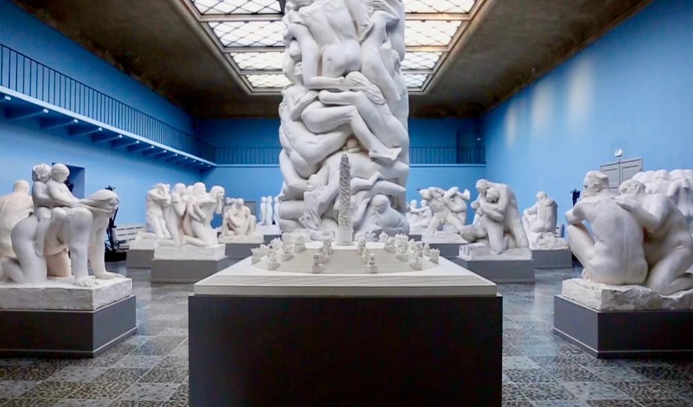 Gustav Vigeland er Norges største billedhugger. 150-års jubileum på Vigeland-museet
