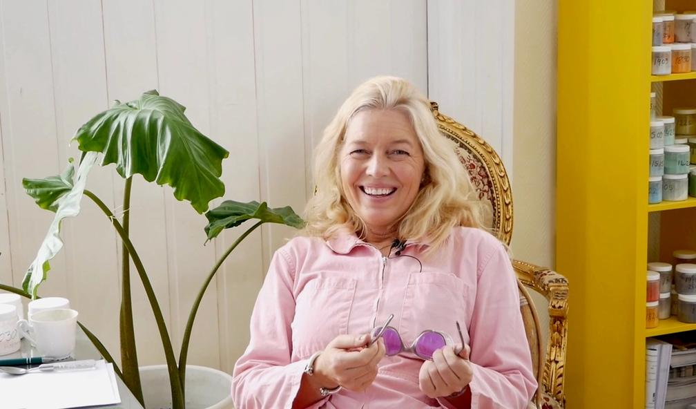 Camilla Prytz er en av Norges største og mest kjente smykkekunstner