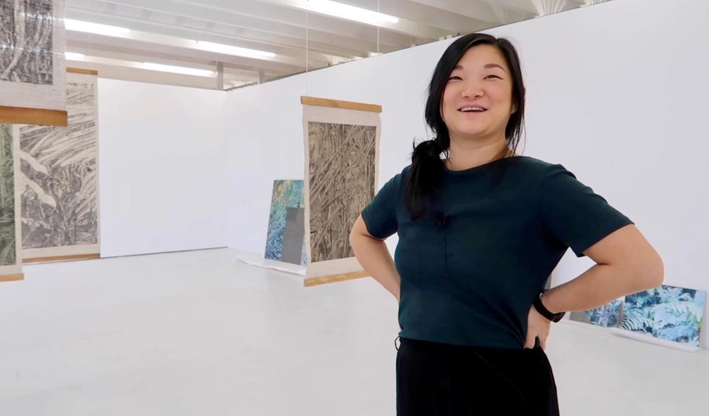 Linda Soh Trengereid åpner sin første soloutstilling i Bergen
