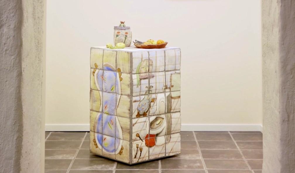 Nellie Jonsson elsker hverdagen i utstilling hos QB Gallery
