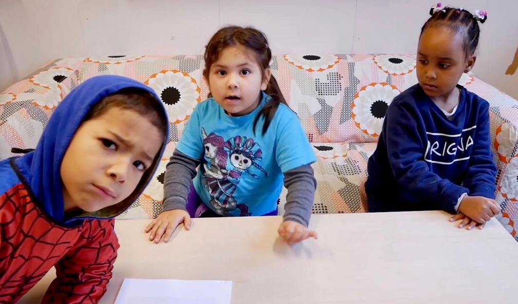 Hva synes barn om kunst? Vi besøker Nygårdsparken barnehage i Bergen