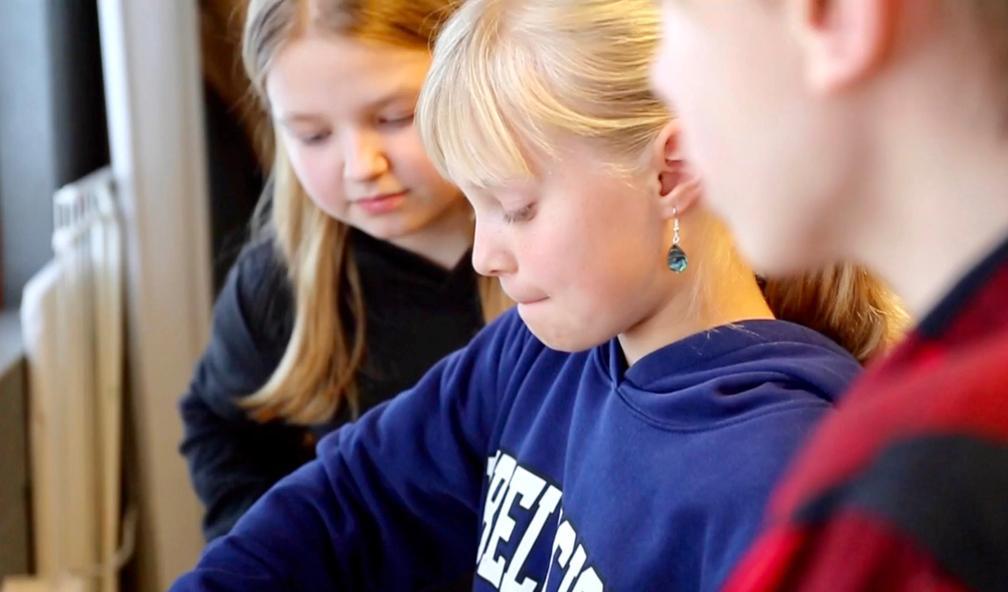 Finske barn blir best i verden med mye kunst og håndverk i skolen
