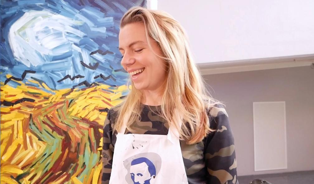 65 000 maleri på seks år for animasjonsfilmen Loving Vincent. Vi blir med på premieren!