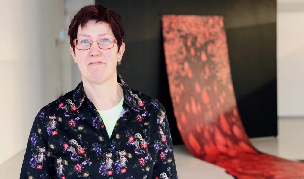 Simone Hooymans lager animasjon i verdensklasse hos Kunstgarasjen i Bergen