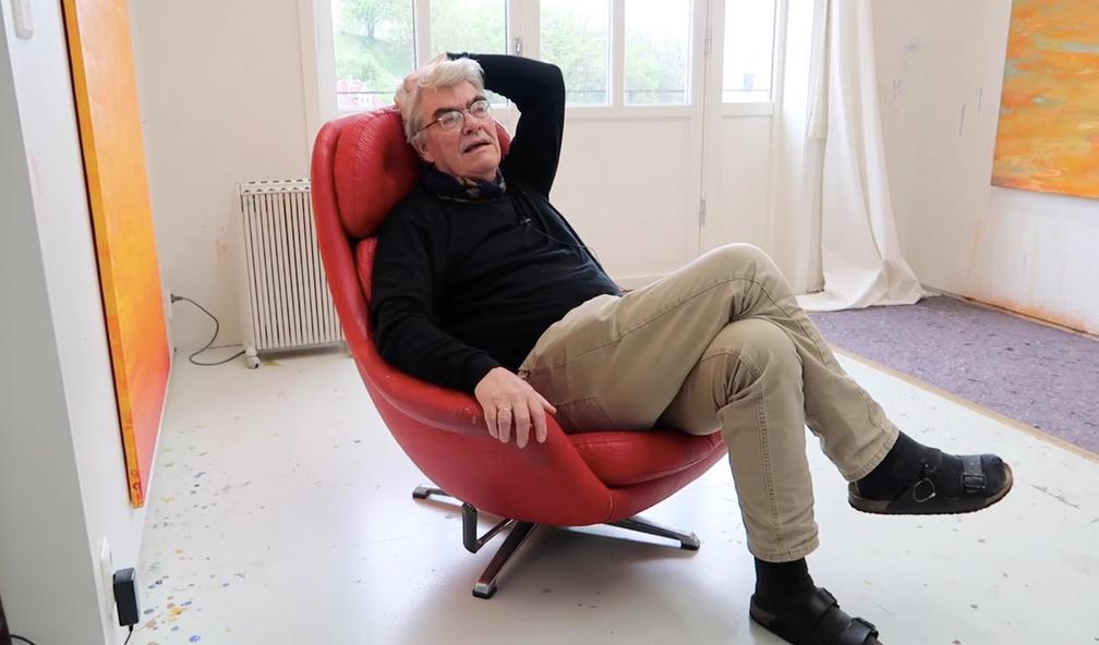Generasjonsblikk på kunstverden med Arvid Pettersen