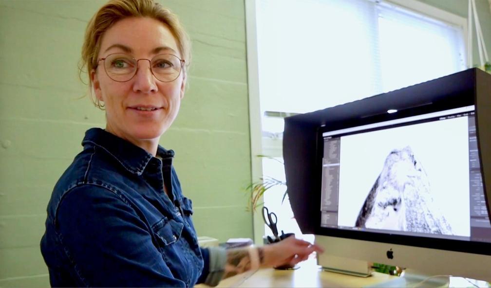 Kirsti van Hoegee utfordrer hvordan vi ser universet