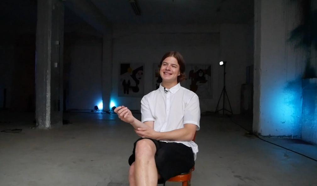 Petter Wang er som et frisk pust i norsk kunstliv