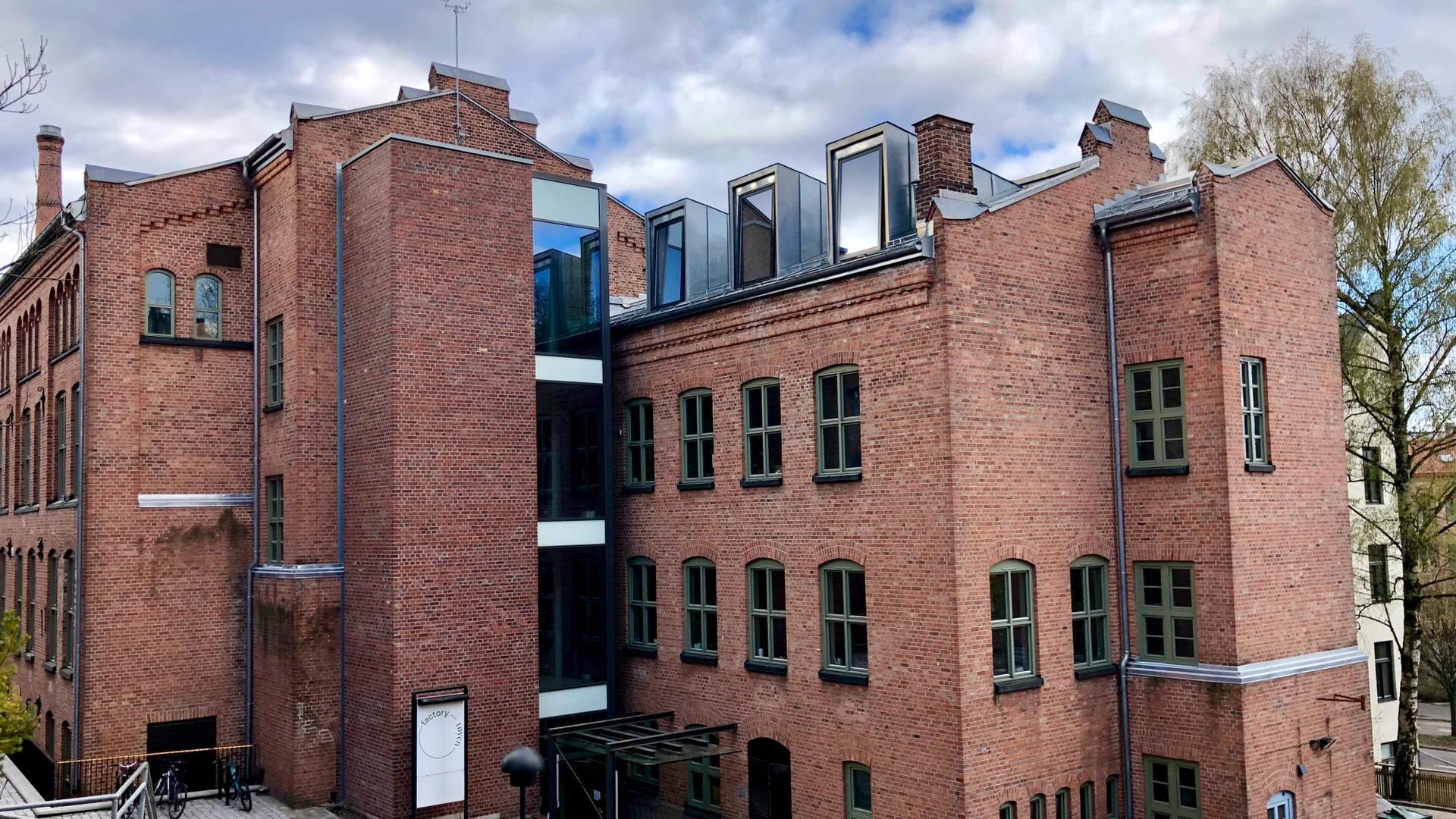 Factory Tøyen