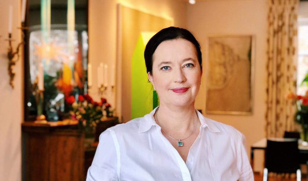 Anne Christine Kroepelien har kjøpt kunst siden hun fikk første lønnsslipp