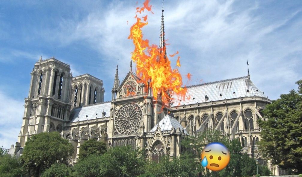 Vi nerder ut om Notre-Dame sin kunst & arkitektur