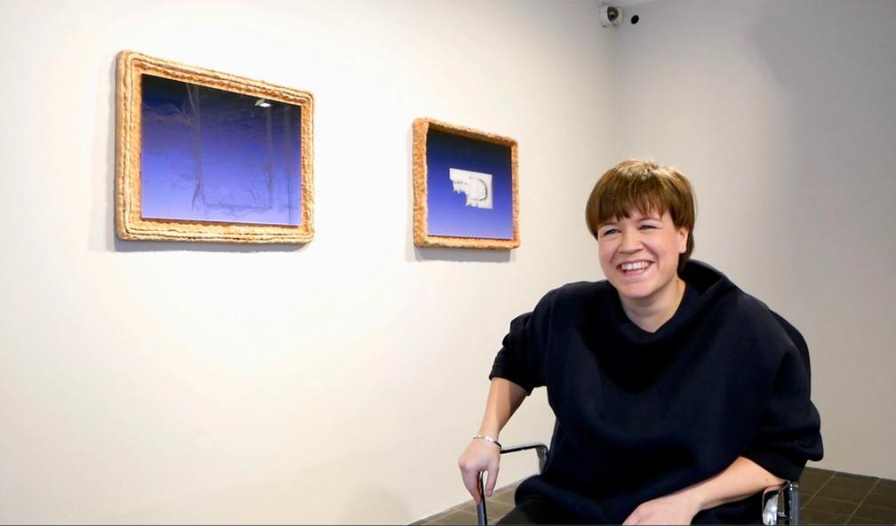 Sigrid Espelien og Arely Amaut hacket en 3D-printer til å printe i leire