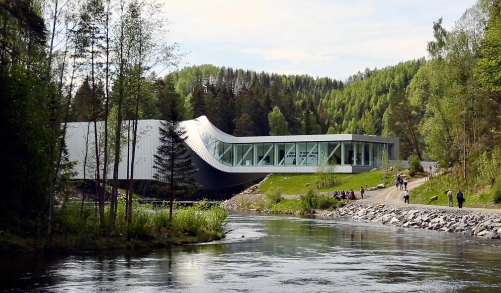 Alt du trenger å vite om Kistefos museum og skulpturpark på ti minutter