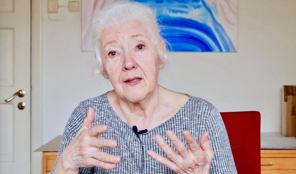 Zdenka Rusova kom til Norge med to tomme hender