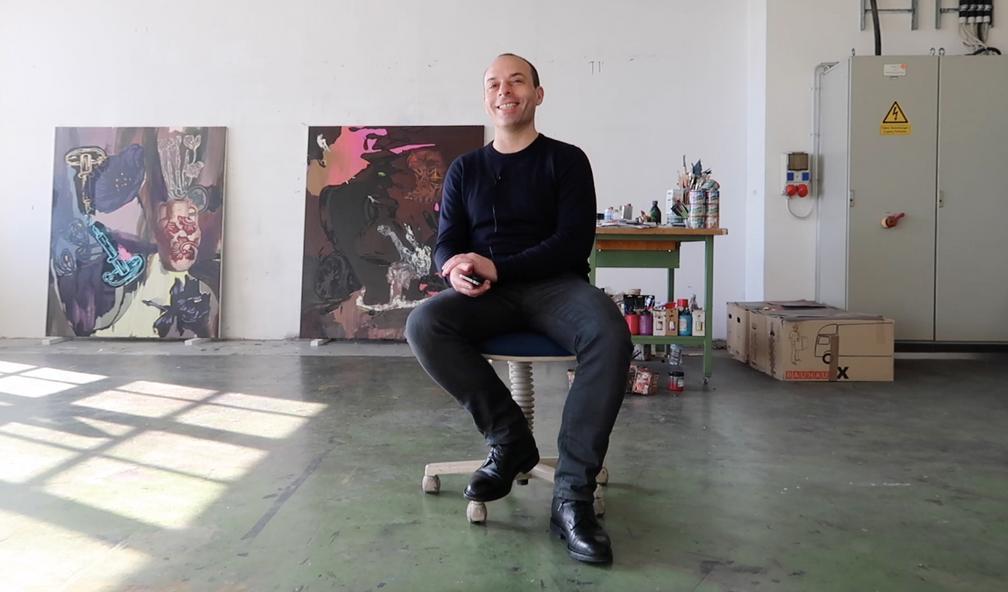 Hvordan er det å jobbe som kunstner i Berlin?