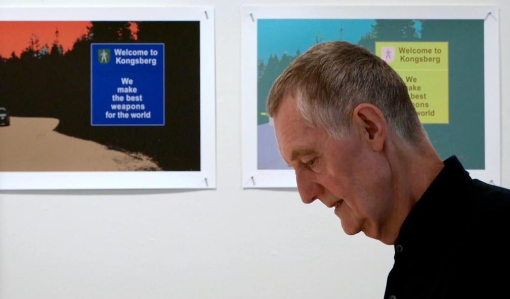 Per Hess tar et oppgjør med Kongsberggruppens våpenproduksjon og Norge som fredsnasjon
