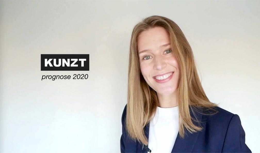 Kunstprognose 2020 | KUNZT