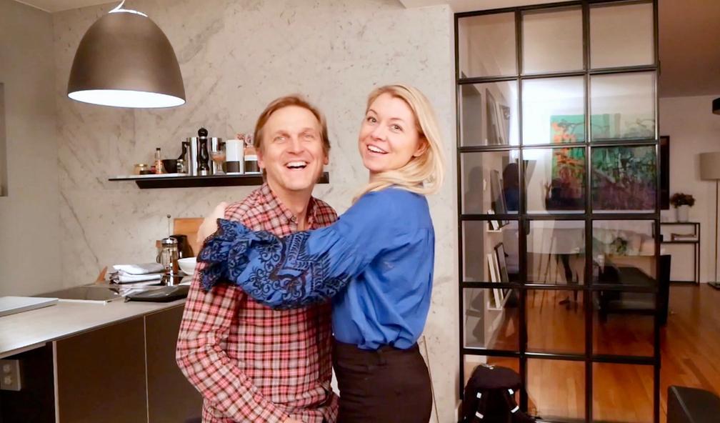 Ida og Trond Kvernstrøm gjorde kunstkjøp-kupp under finanskrisen 2008