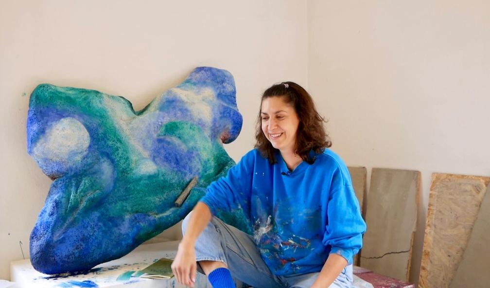 Anna Daniell utsmykker Oslo Rådhus med skulptur for hver bydel