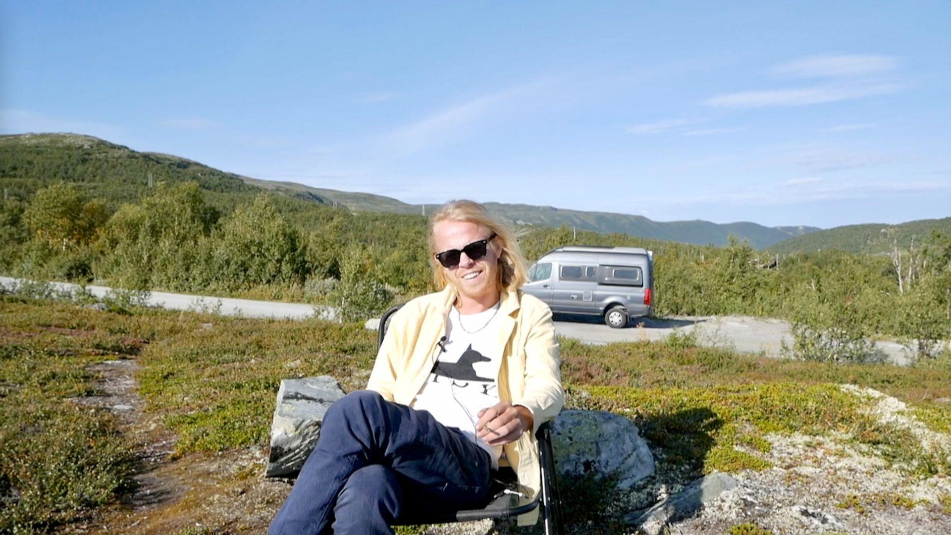 Axel Sverke Vindenes