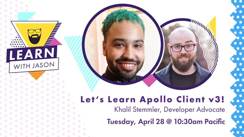 Let's Learn Apollo Client v3!