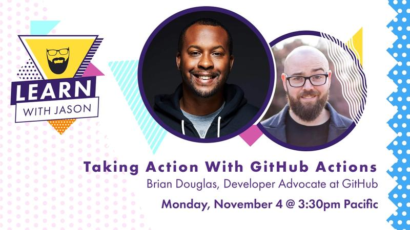 Taking Action With GitHub Actions