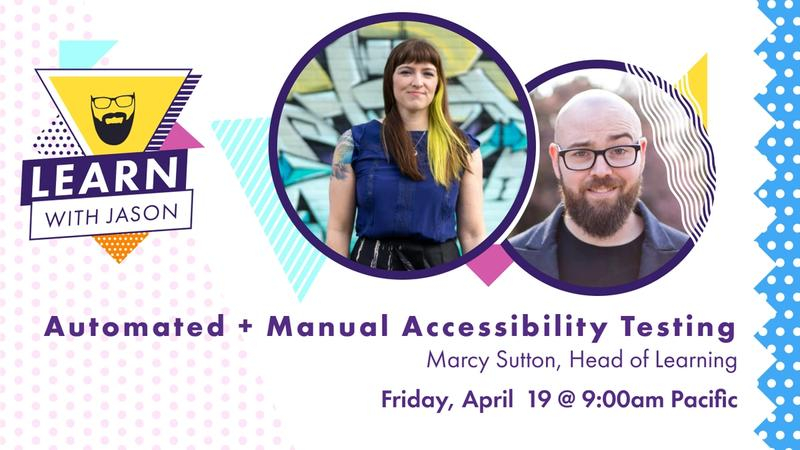 Automated & Manual Accessibility Testing