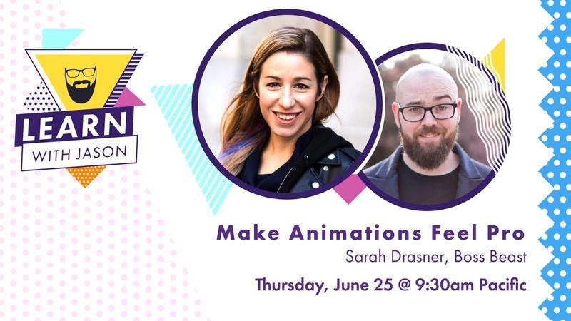 Make Animations Feel Pro