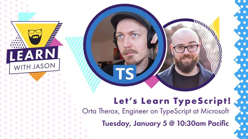 Let's Learn TypeScript!